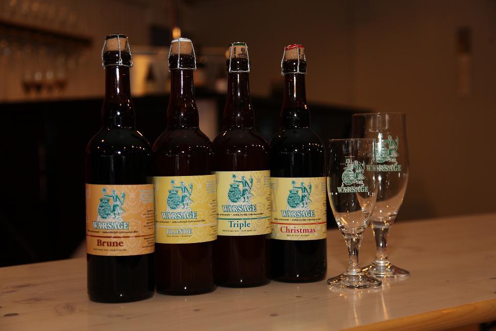 Bouteilles-bieres