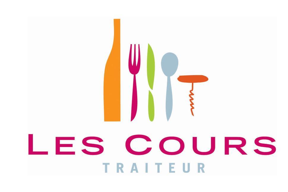 Les Cours - Battice - logo