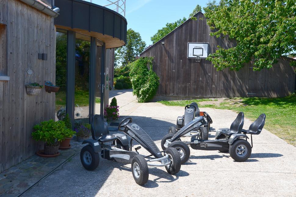 Villa Capella - Henri-Chapelle - Go cars