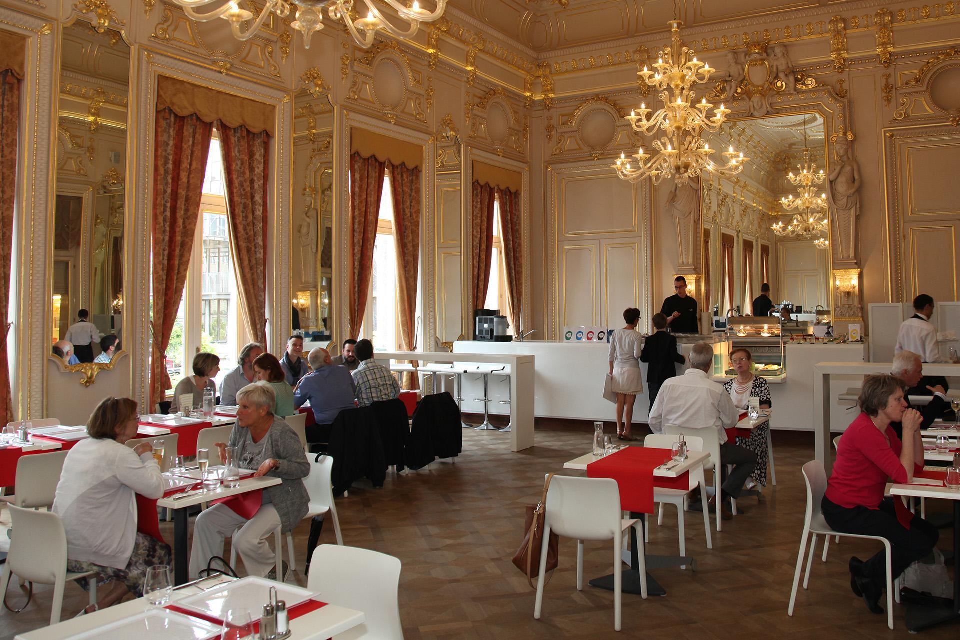 Le Restaurant de l'Opéra