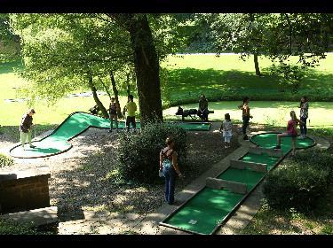 Provinciaal Domein van Wégimont - mini-golf