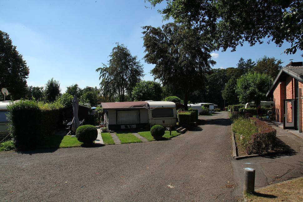 Domaine Provincial de Wégimont - Wégimont - Camping