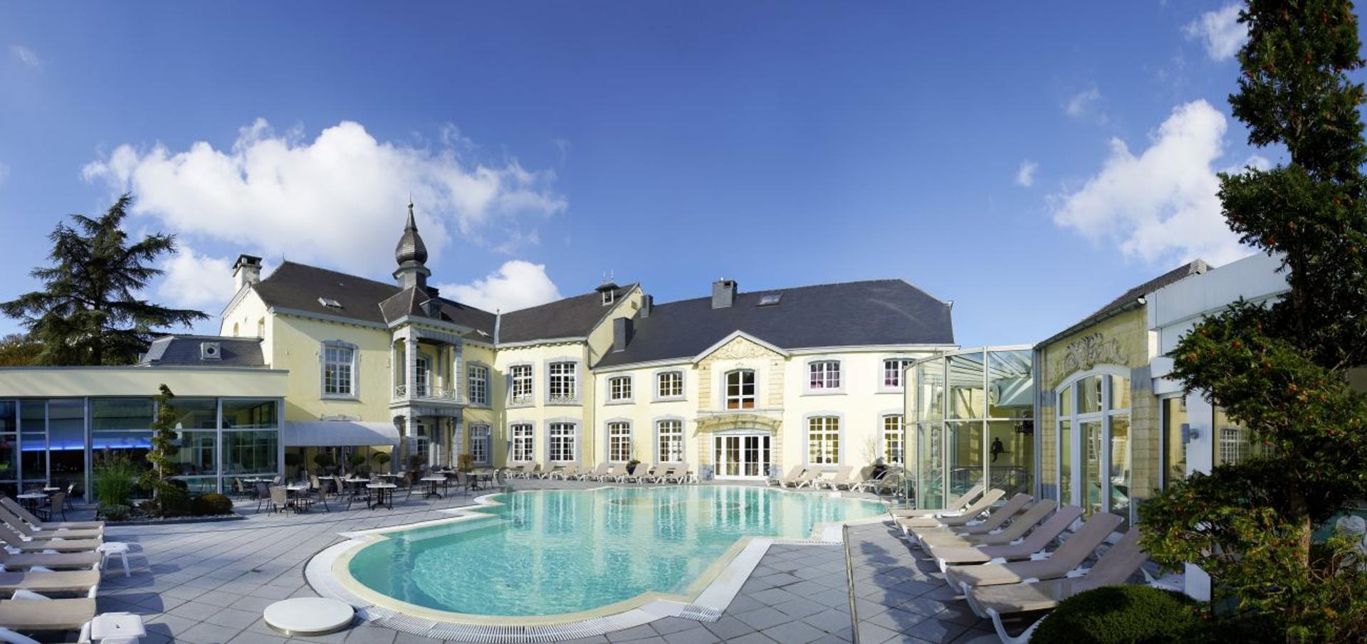 Chaudfontaine Château des Thermes
