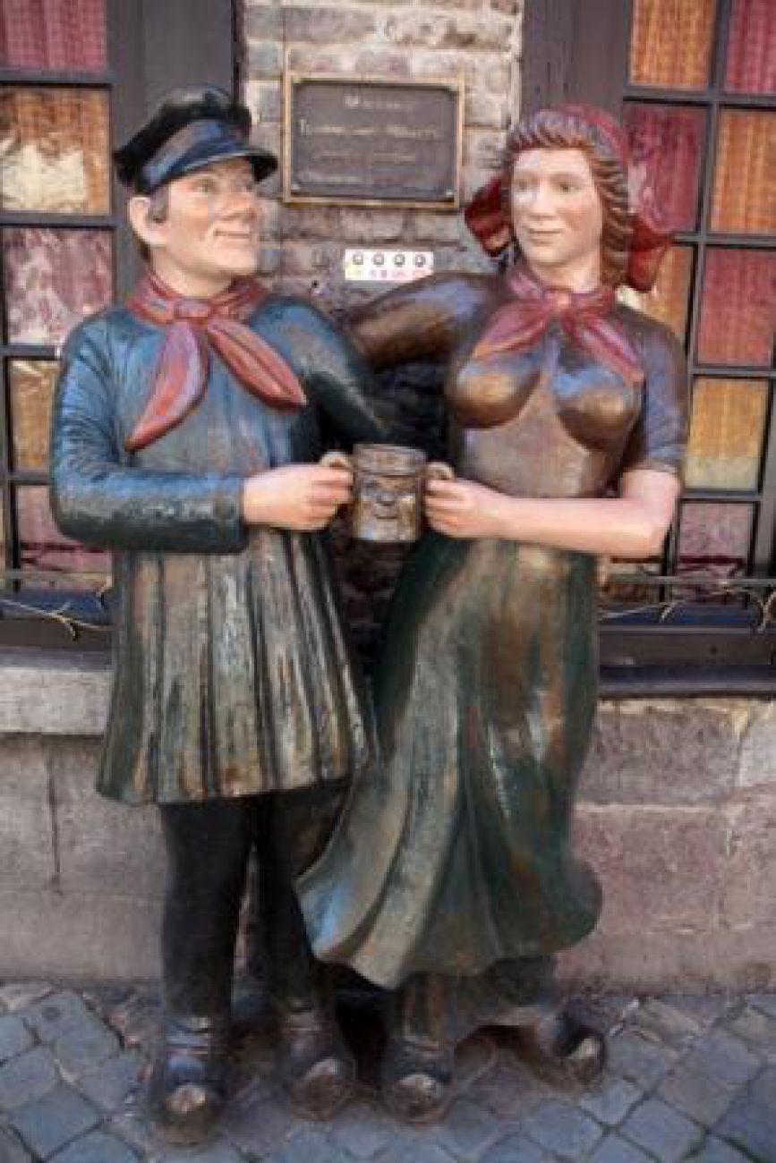Taverne Tchantchès & Nanesse