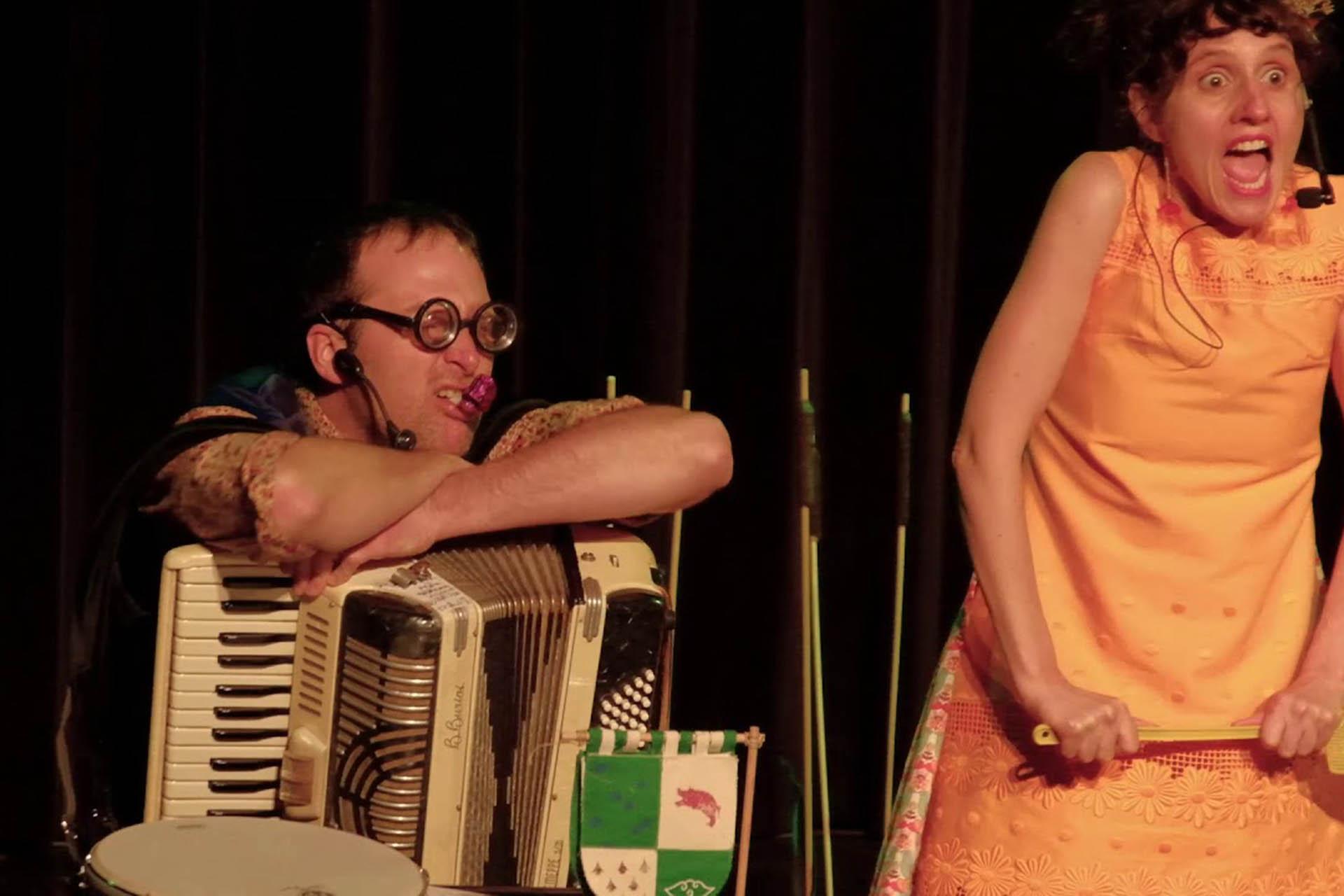 Concert Jeune Public - Tiens ?