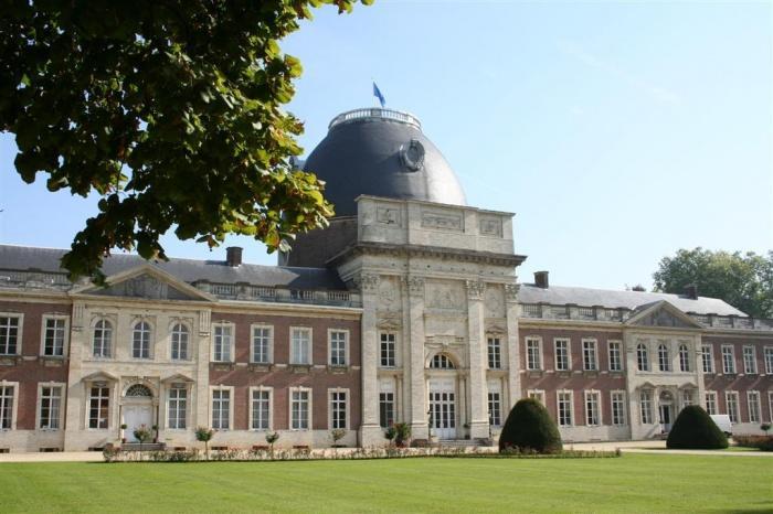 Vidéo Château d'Hélécine