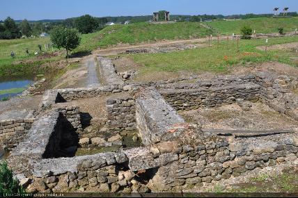 Villa gallo-romaine de Mageroy