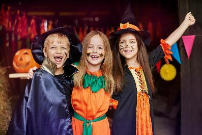 Fête d'Halloween à Heer-sur-Meuse