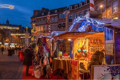 Village et Marché de Noël - Namur