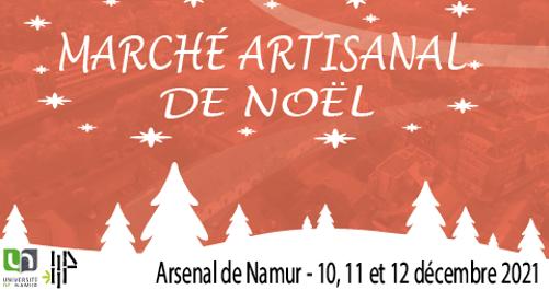 Marché de Noël de l'Arsenal de Namur