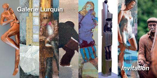 Exposition à la Galerie Lurquin