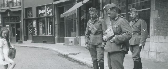 Mémoires de la Seconde Guerre mondiale en Province de Namur