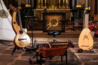 Concert de musique avec ambiance maritime et celte