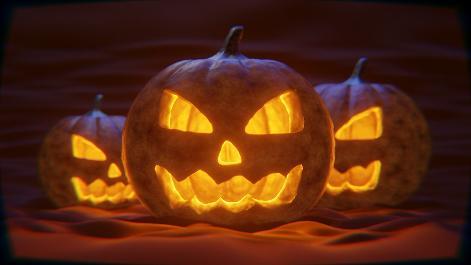 Halloween au quartier de l'ermitage