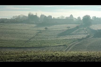 Porcheresse : Promenade du Fond de Havinne