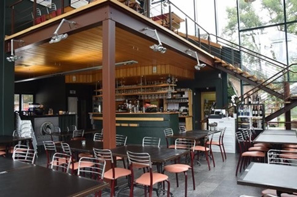 Brasserie Chevetogne salle
