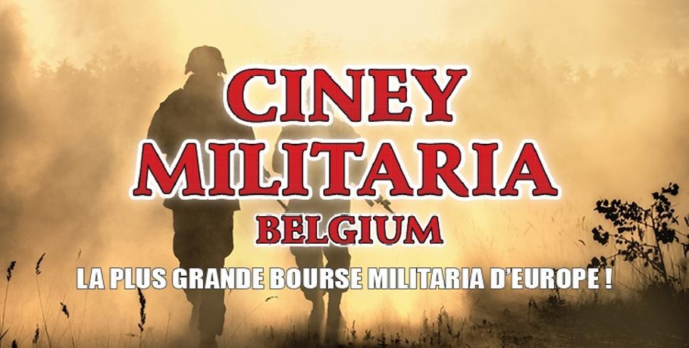 Ciney Militaria affichette