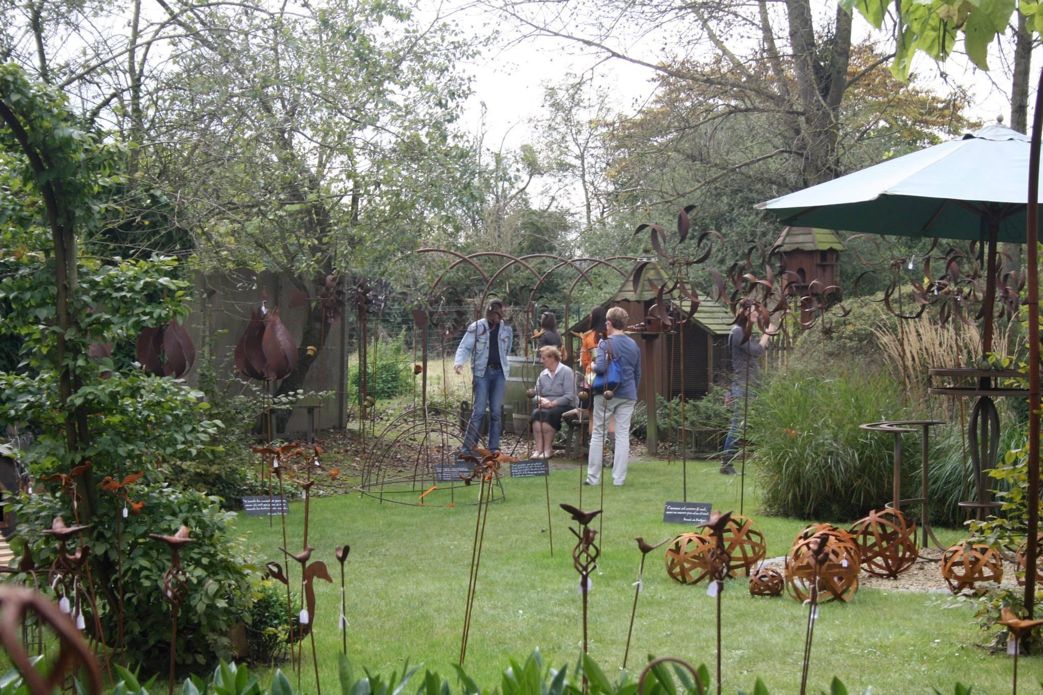Journées Fermes Ouvertes aux Jardins de Vertumne