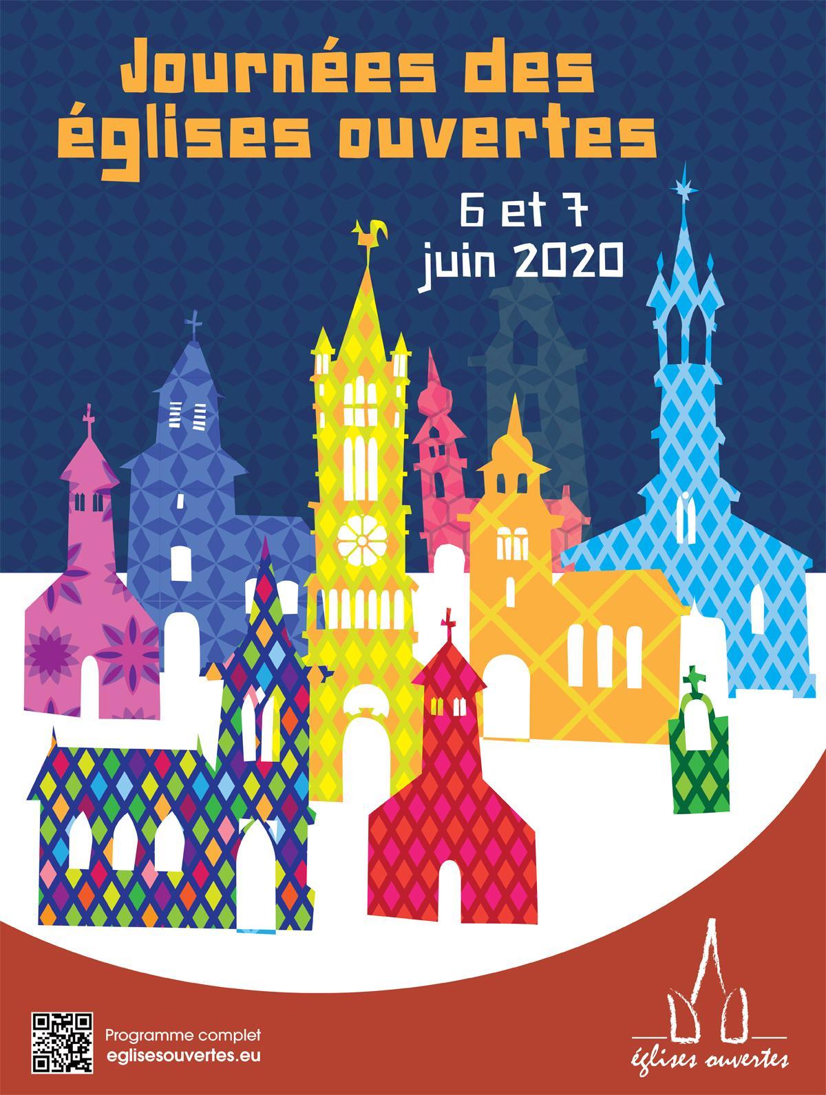 Journée des églises ouvertes 2020