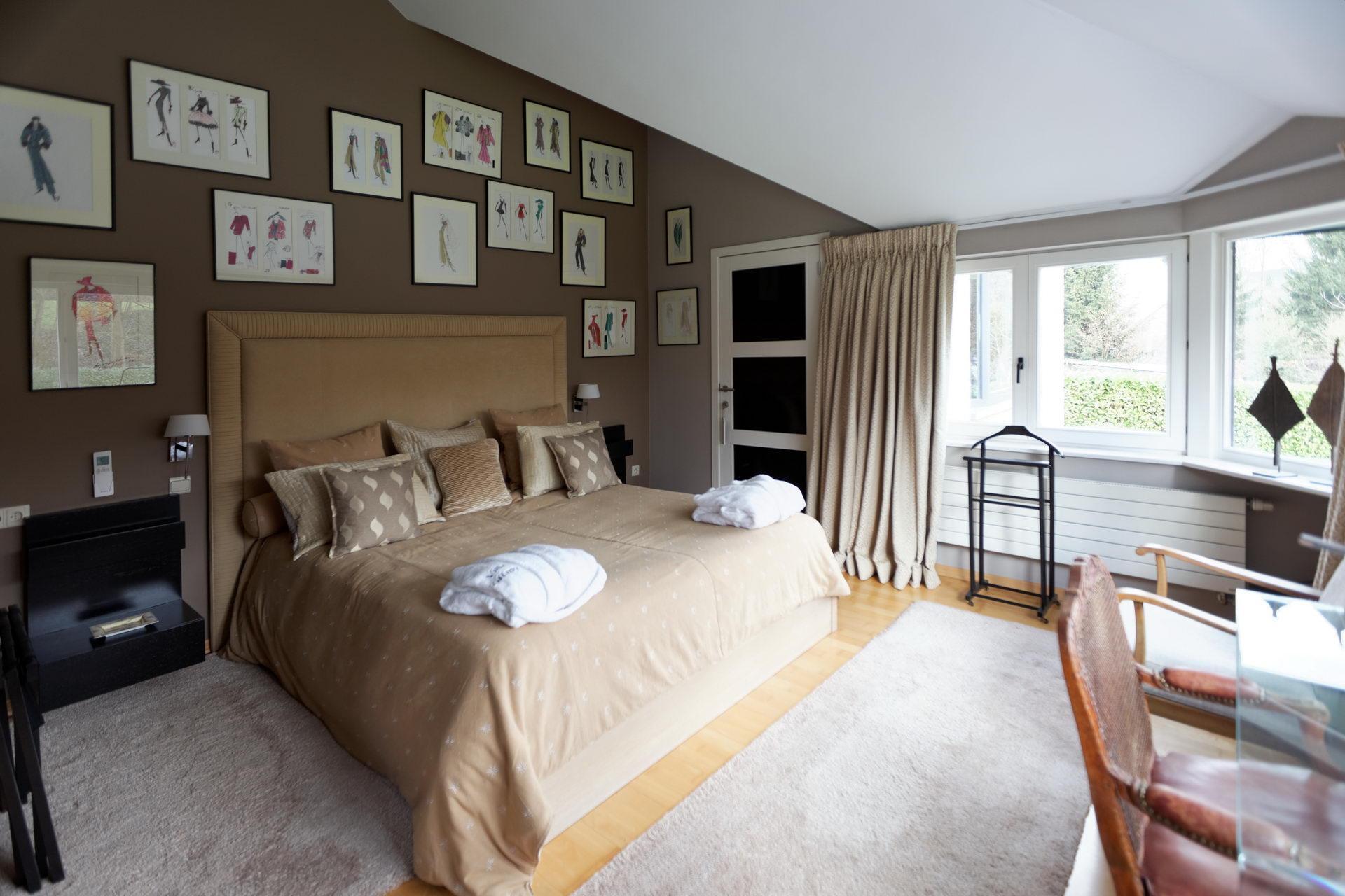 Villa Tiffany - Chambre Beige
