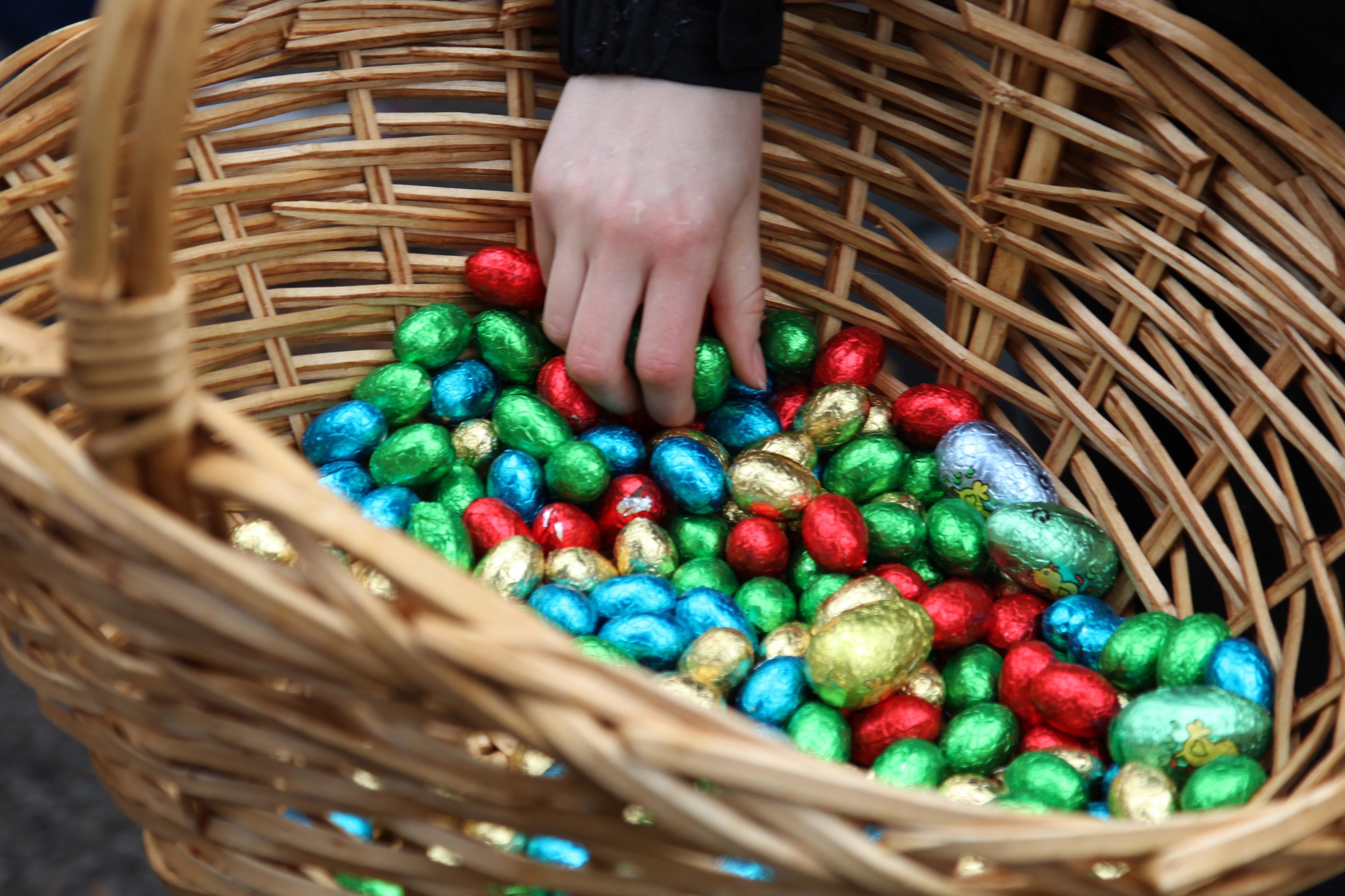 Chasse aux œufs au Musée de la Vie Wallonne