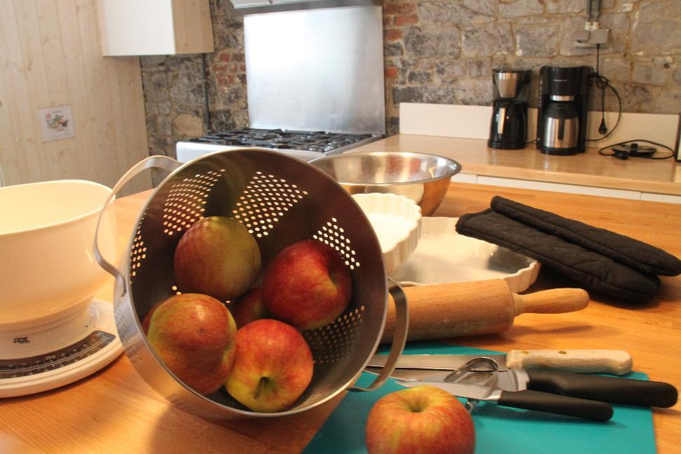 La Ferme Margo - cuisine
