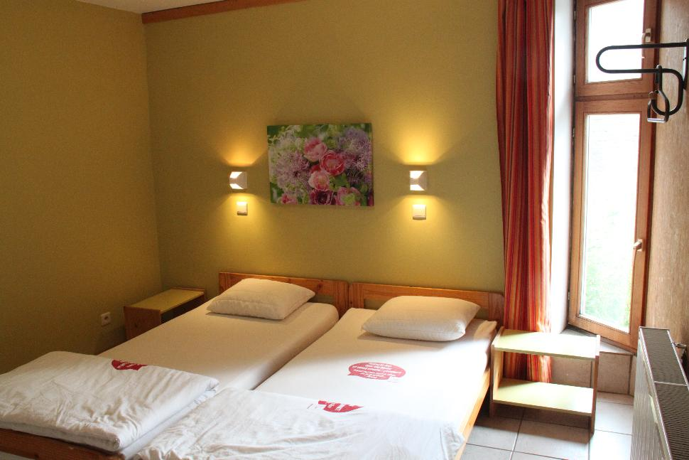 Ferme Margo - Ribes - chambre2