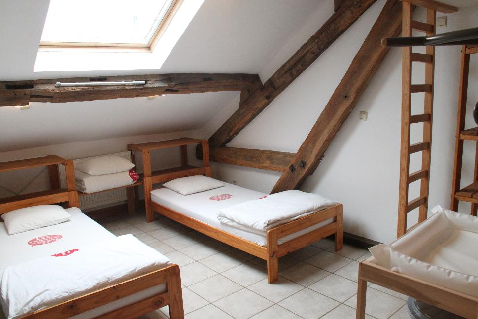 Ferme Margo - Ribes - chambre 4