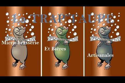 Microbrasserie La Trap'Taupe