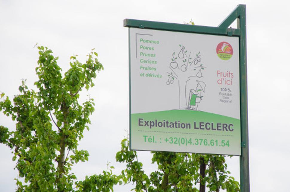 Exploitation Leclerc