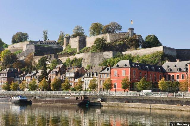 La Citadelle de Namur s'offre à vous