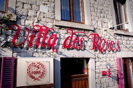 Hostellerie la Villa des Roses