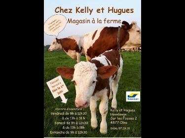 Boerderij van Kelly et Hugues Havelange