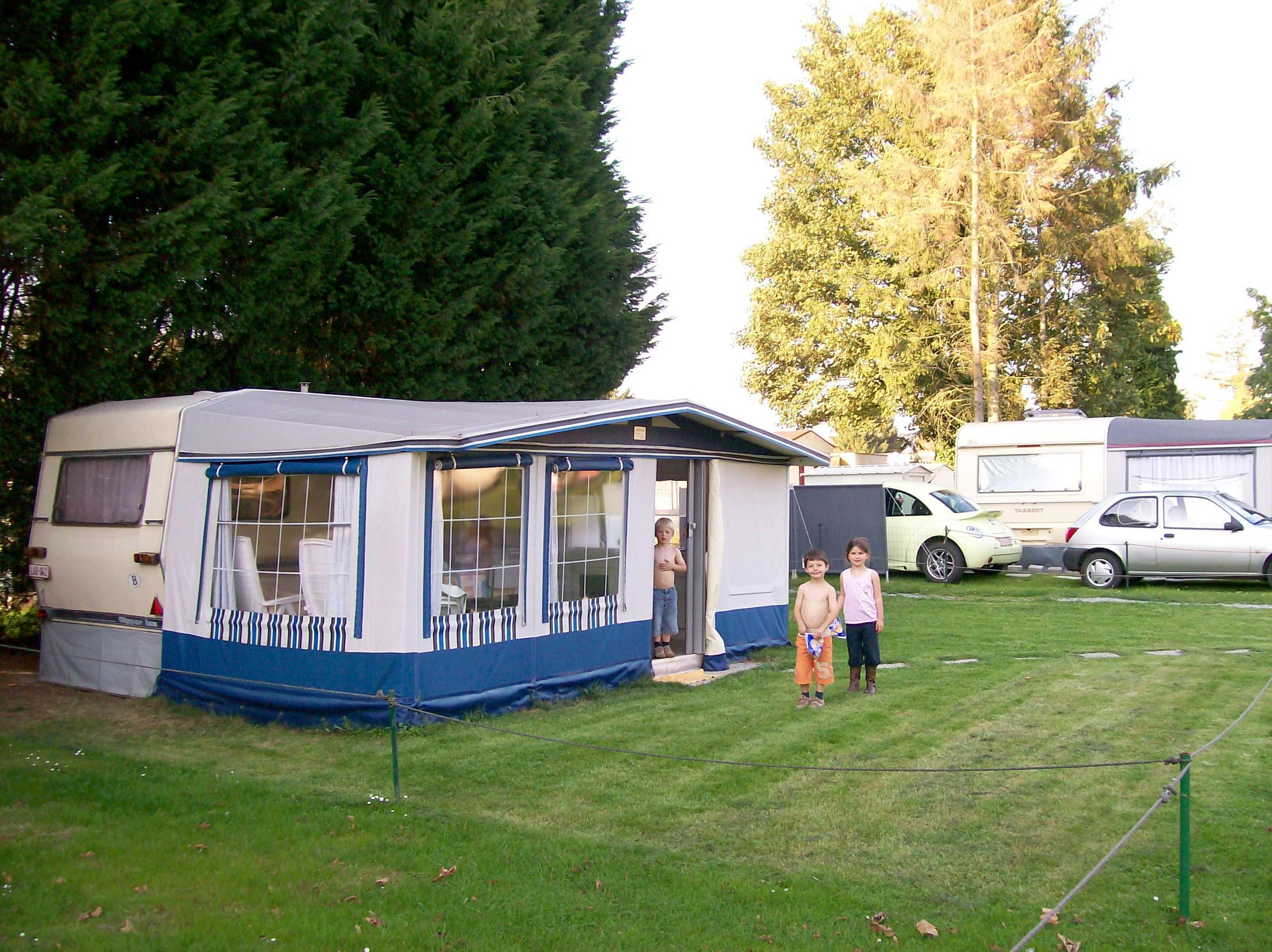 Camping: Domaine de l'Hirondelle