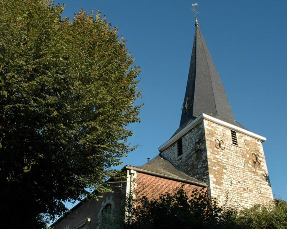 Eglise d'Olne