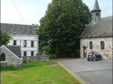 Arbre à clous - Tilleul du Fief à Saint-Hadelin