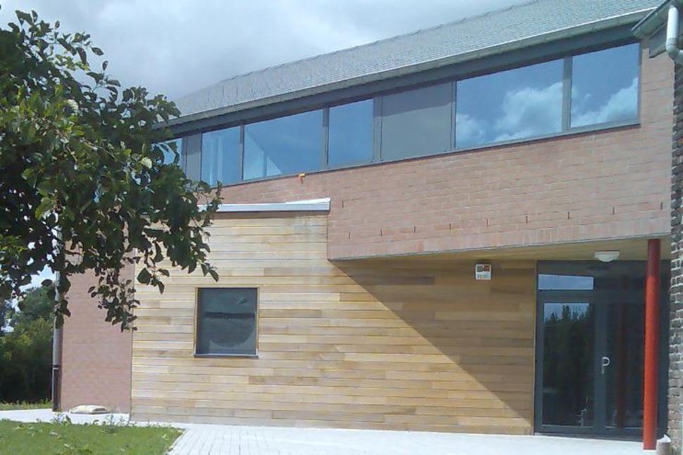 Salle de l'école Saint-Hadelin