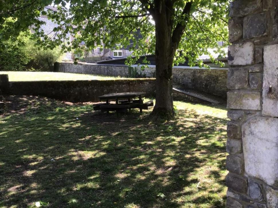 Table de pique-nique Jardin maison communale (1)bis