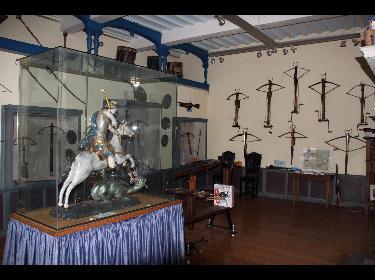 Musée de la Compagnie Royale des Anciens Arbalétriers Visétois