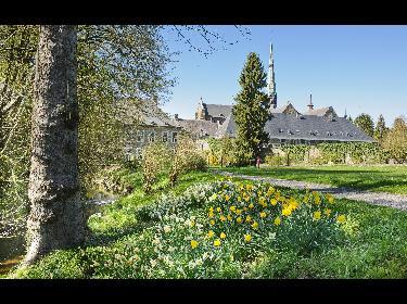 Parc de l'Abbaye du Val-Dieu