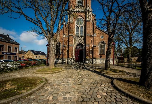 Les Journées Eglises Ouvertes: Eglise Saint-Hubert (Heusy)