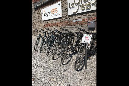 Location de vélos (électriques) - Ligny