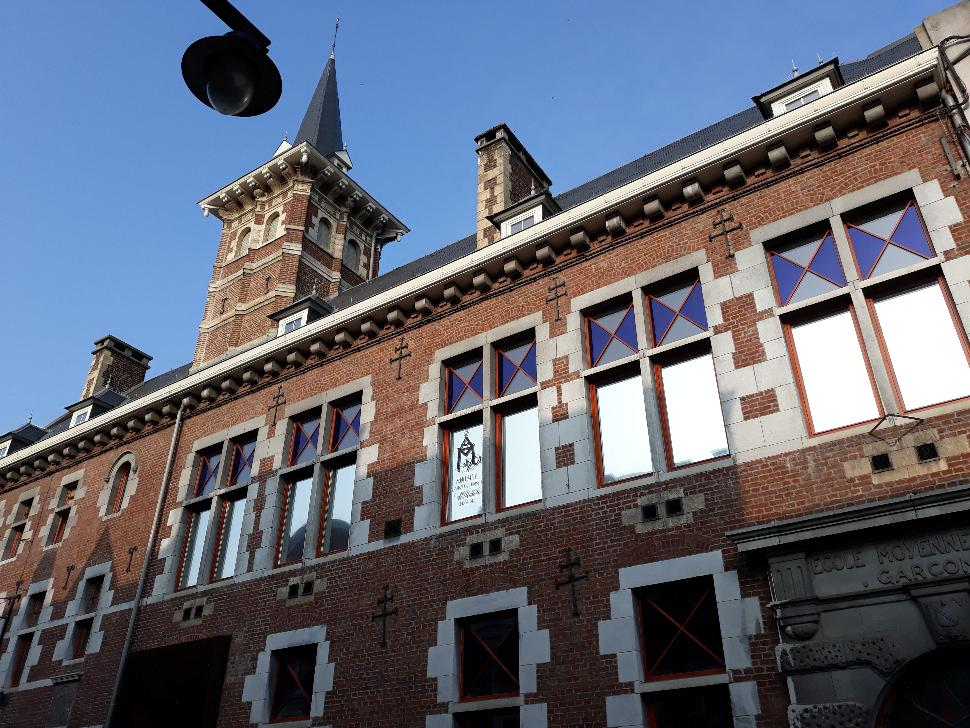 Visé musée régional façade - 17.09.2019 - MZ (2)