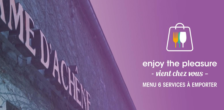 Enjoy the pleasure, l'événement culinaire