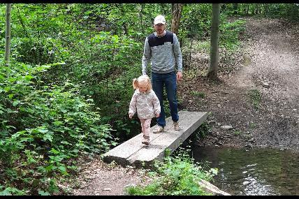 Balade des petits ponts à Ohey