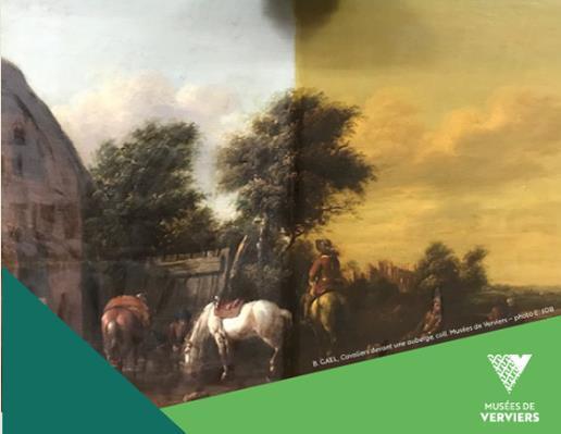 Exposition de tableaux restaurés (2017 - 2020)