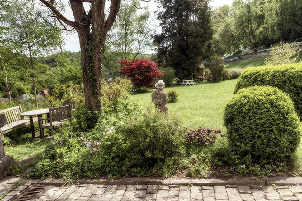 Aux Quatre Bonniers Jardin