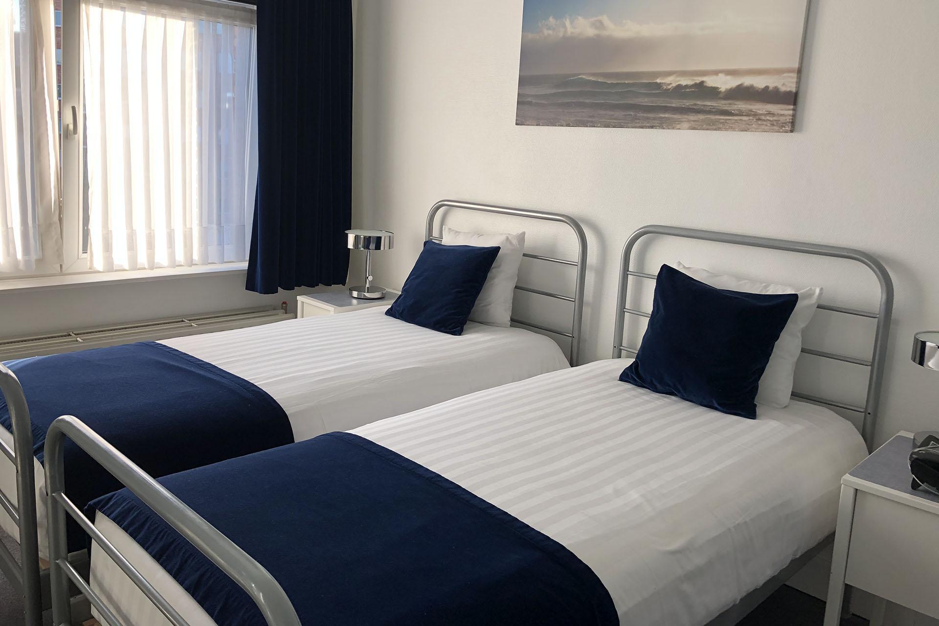 Liege Hôtel Eurotel - Chambre - Lit simple