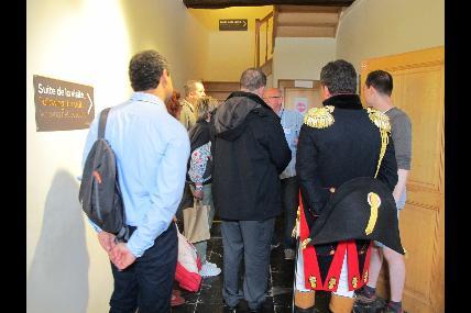Journée de visites guidées thématiques au Ligny 1815 Museum