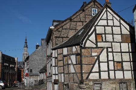 Visite guidée de l'AGAV: « Verviers et ses maisons à pans de bois »